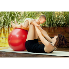Cours de Ballon Forme postnatal ( à domicile)