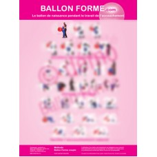 Affiche Méthode Ballon Forme couple